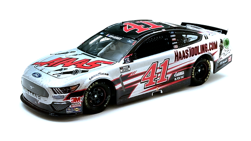 Cole Custer 2020 Haas Tooling Kentucky Win 1/24