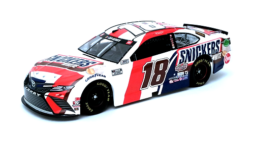 Kyle Busch 2020 Snickers White 1/24
