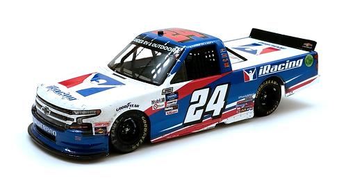 Chase Elliott 2020 iRacing Charlotte Truck Win 1/24