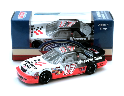 Darrell Waltrip 1992 Western Auto Darlington Win 1/64