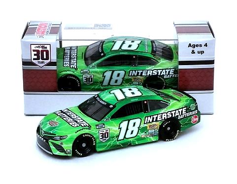 Kyle Busch 2021 Interstate Batteries 1/64