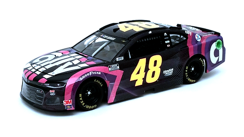 Jimmie Johnson 2020 Ally Sign For Jimmie 1/24