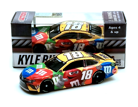 Kyle Busch 2020 M&M's All Star 1/64