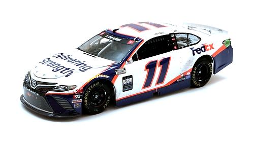 Denny Hamlin 2020 FedEx Delivering Strength Darlington Win 1/24