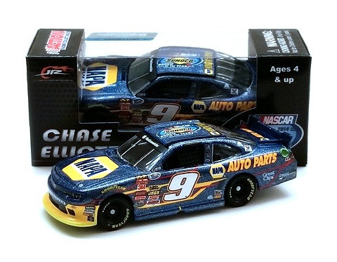 Chase Elliott 2014 NAPA Rookie of the Year Galaxy Color 1/64
