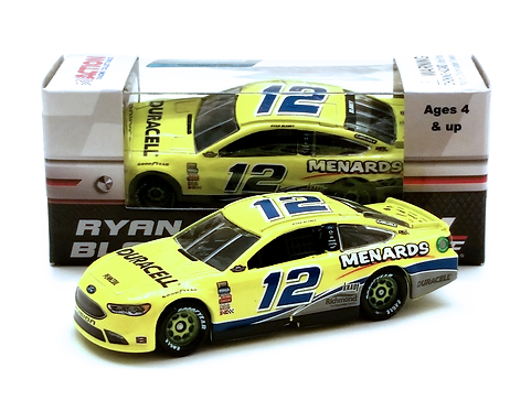 Ryan Blaney 2018 Menards Darlington Throwback 1/64