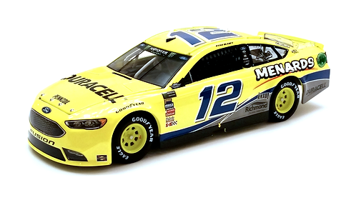 Ryan Blaney 2018 Menards Darlington Throwback 1/24