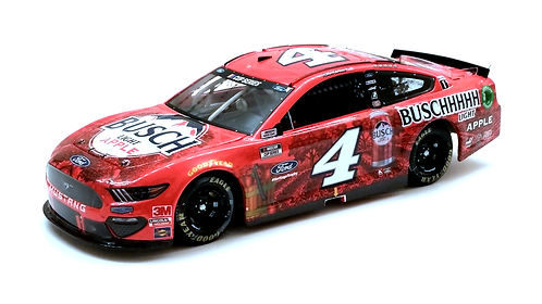 Kevin Harvick 2020 Busch Light Apple Michigan 8/9 Win 1/24