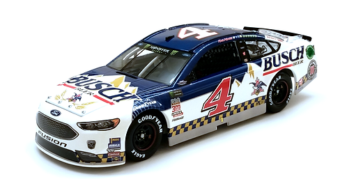 Kevin Harvick 2018 Busch Beer Darlington Throwback 1/24