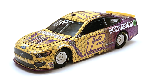 Ryan Blaney 2020 BODYARMOR Kobe Tribute Color Chrome 1/24