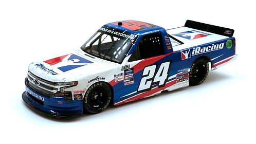 Chase Elliott 2020 iRacing Charlotte Truck Win Liquid Color 1/24