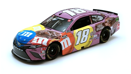 Kyle Busch 2020 M&M's Fudge Brownie 1/24