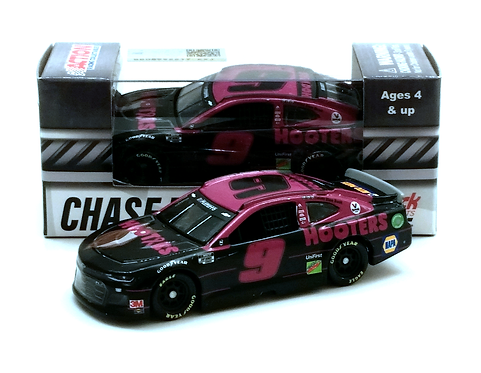 Chase Elliott 2020 Hooters Give a Hoot Pink 1/64