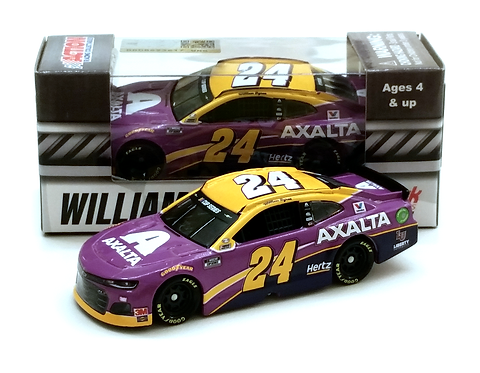 William Byron 2020 Axalta Kobe Bryant 24 Tribute 1/64