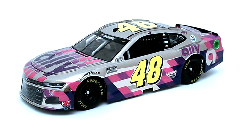 Jimmie Johnson 2020 Ally Finale Color Chrome 1/24