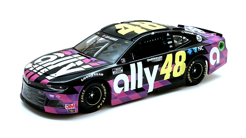 Jimmie Johnson 2020 Ally All Star Light Up 1/24