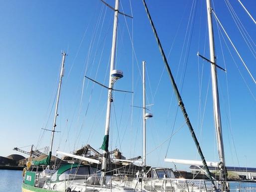 Supeta Ready to Sail!