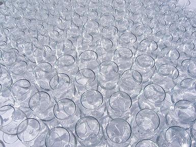 Professional Glass washing