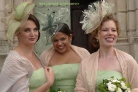 Chapeaux de cérémonie à Paris