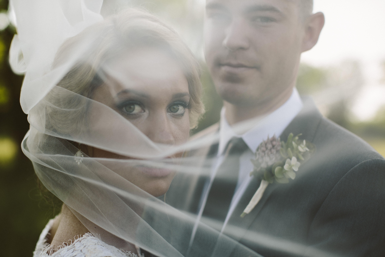 Wedded.