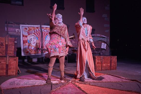 Bucraá Circus - El Gran Final [Dia del Circ de Breda]