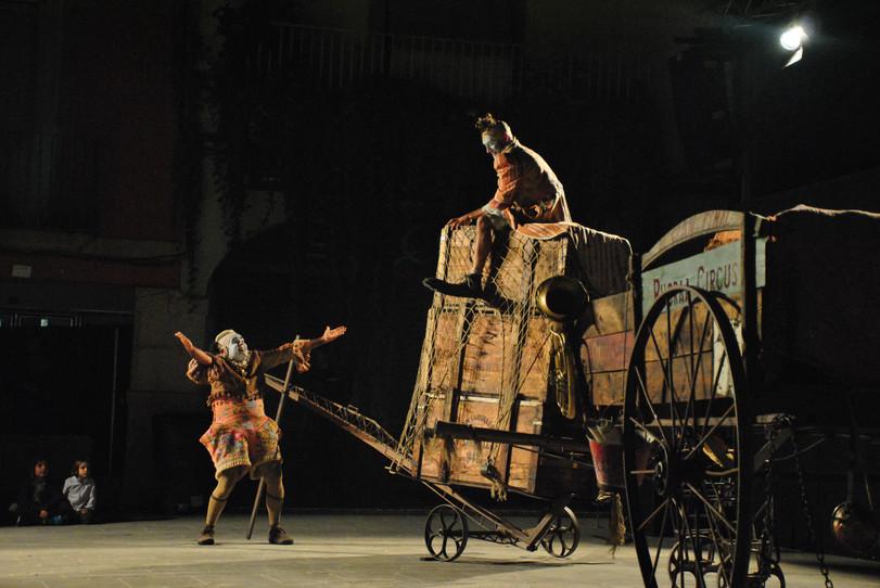 Bucraá Circus [FiraTàrrega]