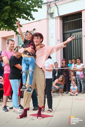 Fané Solamente [Turda Interntaional Theatre Festival-Rumania]