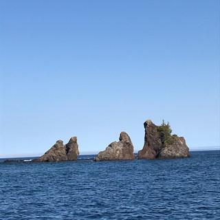 Sights on Lake Superior