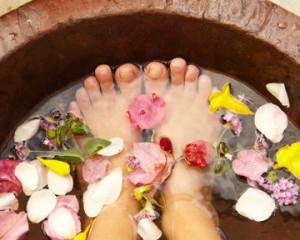 Dikke voeten en enkels
