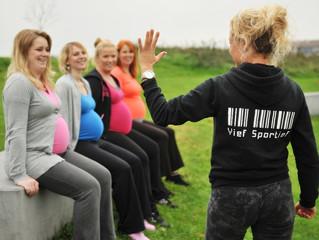 De voordelen van sporten tijdens je zwangerschap