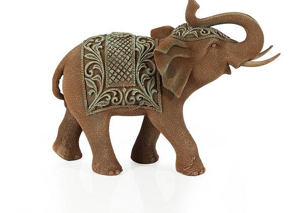 Elefante Decorativo em Resina
