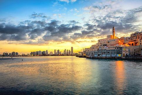 jaffa-old-town-modern-tel-aviv-skyline-d