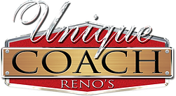Unique Coach Renos Logo, Tour Bus Renovations
