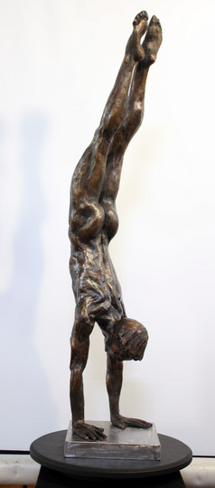"""""""Handstand"""" - one third Life-Size"""