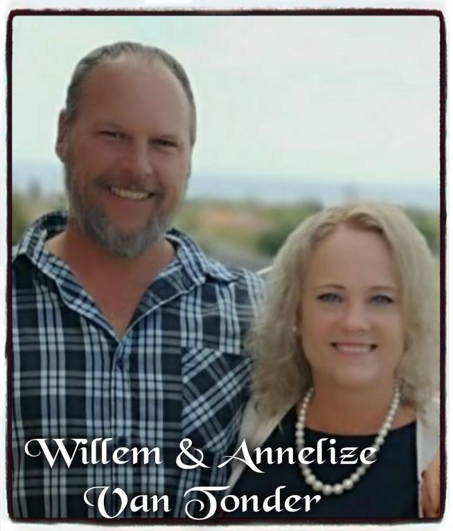 Willem & Annelize van Tonder