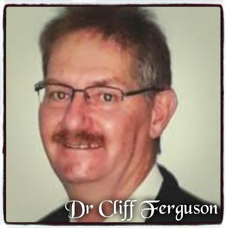 Dr Cliff Ferguson