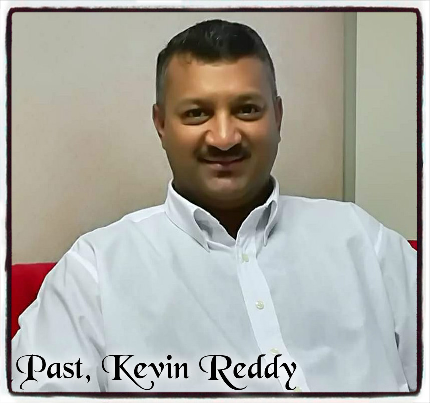 Past, Kevin Reddy