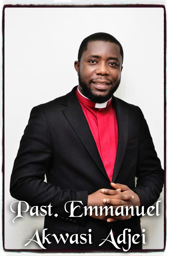 Past. Emmanuel Akwasi Adjei