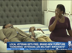 Chris Bridgeforth - Honoring Veterans on