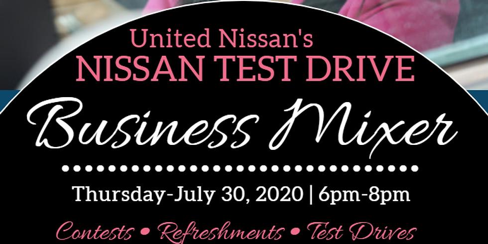 Nissan Test Drive & Business Mixer