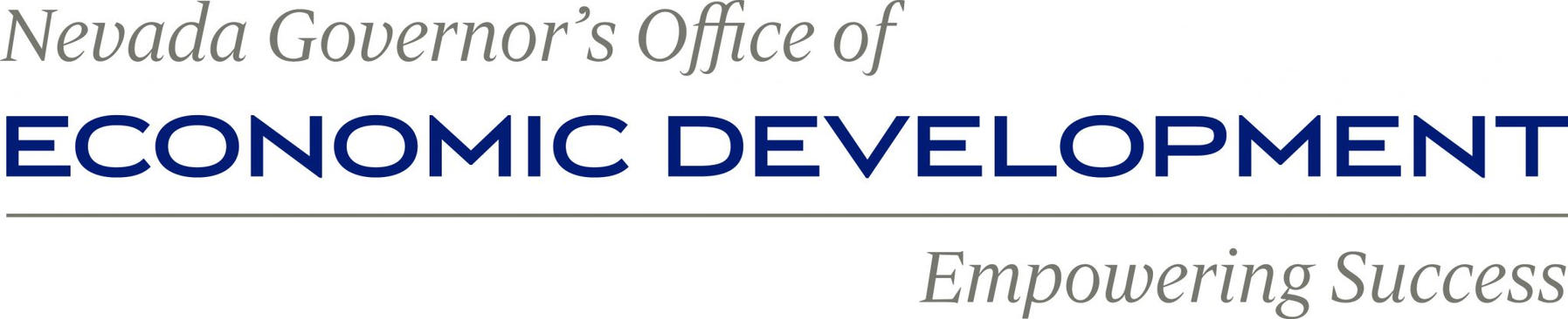 Nevada Governor's Office of Economic Dev