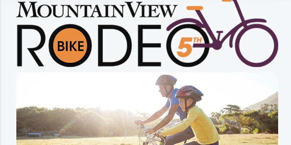 5th Mountain View Bike Rodeo