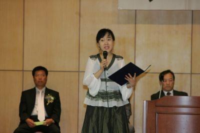 2007년도 제14회 민들레출판 기념식