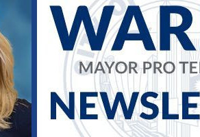 Mayor Pro Tem Fiore features Armed Forces Chamber in Ward 6 Newsletter