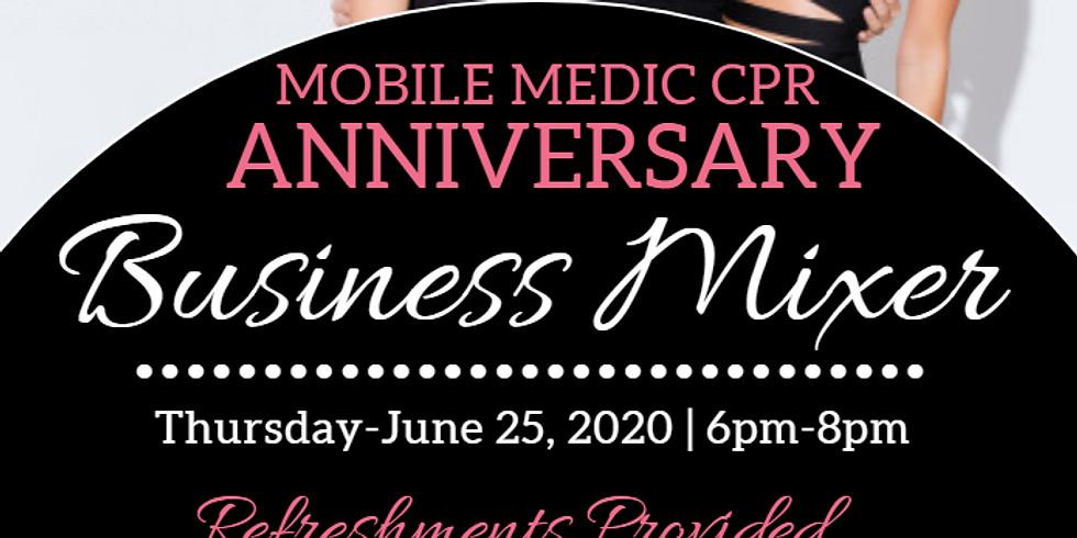 Anniversary & Business Mixer