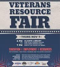 Veterans Resource Fair is a resounding success