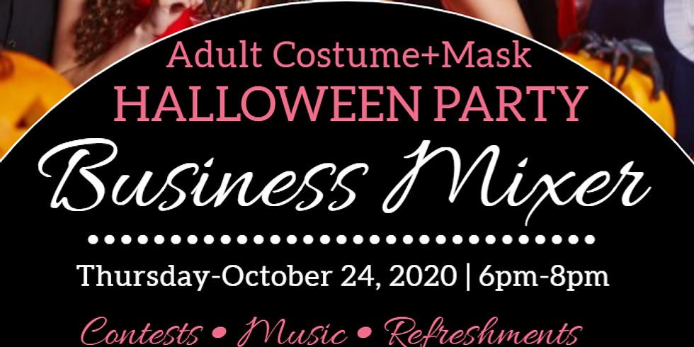 Halloween Party & Business Mixer