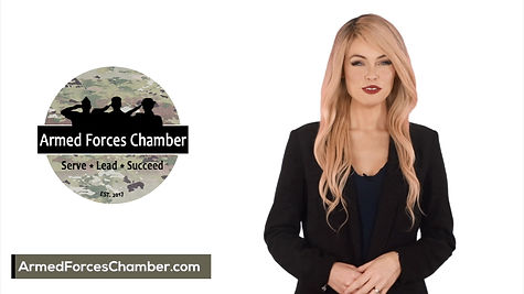 Discounts offered to members of the Armed Forces Chamber