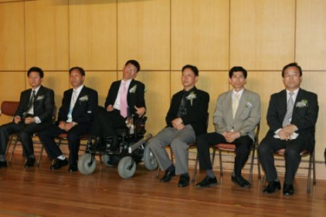 2006년도 제13회 민들레출판 기념식