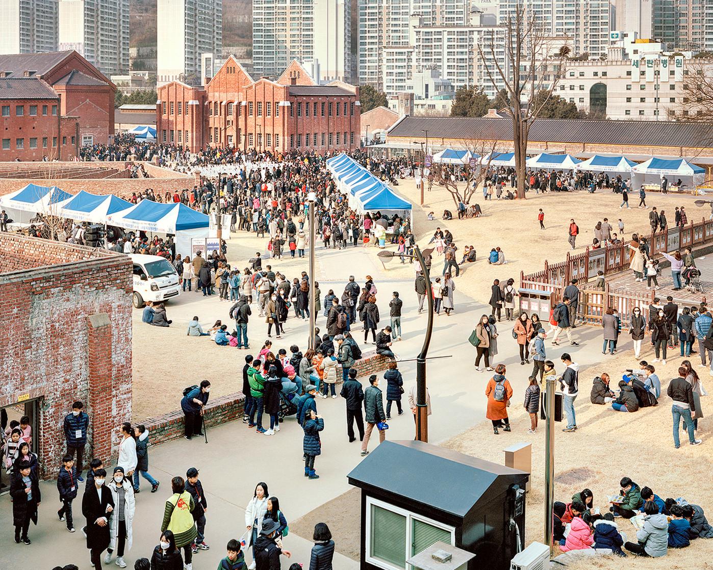 Seodaemun Prison, Seoul, March 2019
